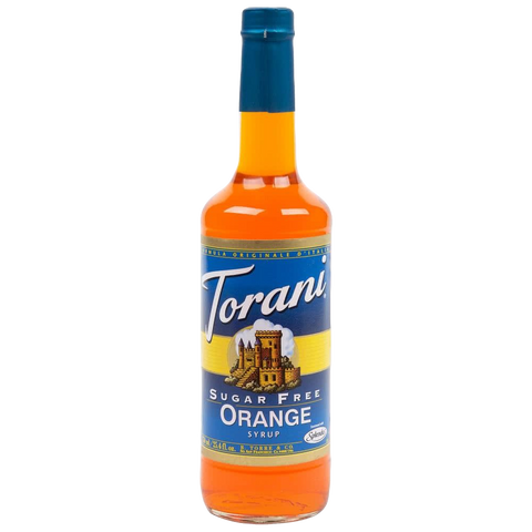 Torani Orange Sugar Free Syrup
