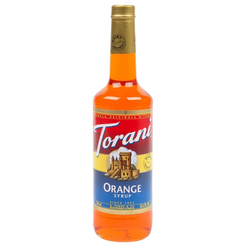 Torani Orange Syrup