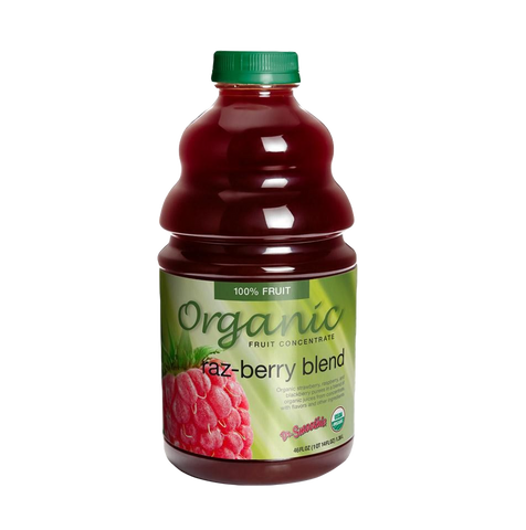 Dr. Smoothie Organic Raz-Berry Blend Smoothie