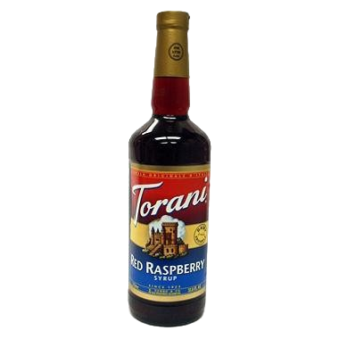 Torani Red Raspberry Syrup