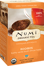 Numi Rooibos Herbal Tea