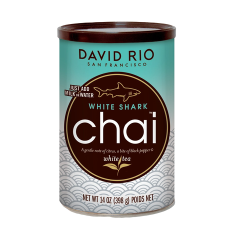 David Rio White Shark Chai