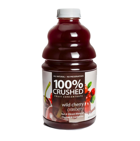 Dr. Smoothie Crushed Wild Cherry Cranberry