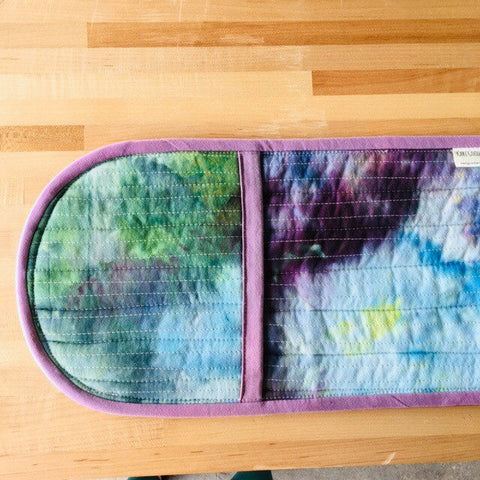 Double Duty Potholder