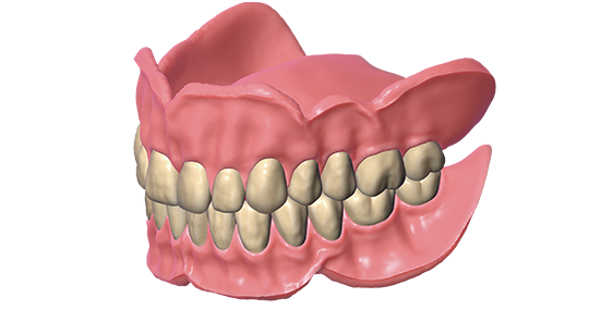 exocad Full Denture (Flex Initial Purchase)