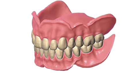 exocad Full Denture