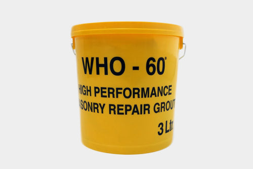 C - WHO-60 Grout