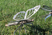 Giant 3D Metal Butterfly