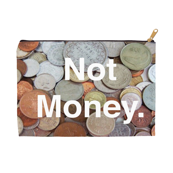Not Money Pouch | Epic Palm