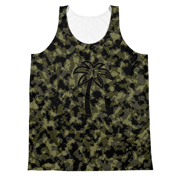 Camo Palm Tree Tank | Epic Palm