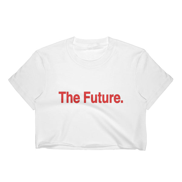The Future. Crop Top | Epic Palm