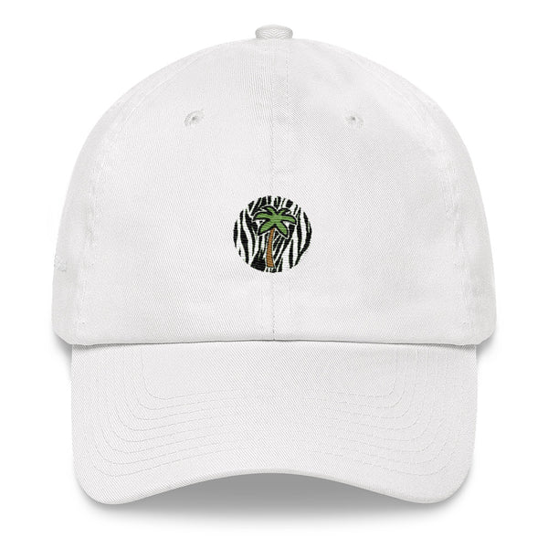 Epic Palm Zebra Dad hat | Epic Palm
