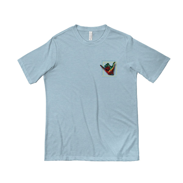 Heat Wave Shaka Tee | Epic Palm