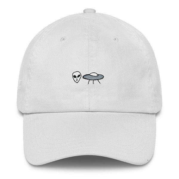 Alien UFO Dad Hat | Epic Palm