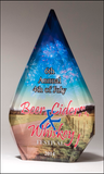 Sublimatable Diamond Acrylic Award - A7111 Series