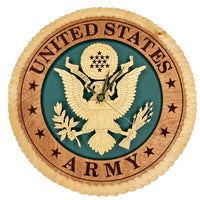 U.S. Army Wall Clock - Standard