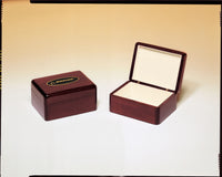 Rosewood Piano Finish Jewelry Box - B415 Series