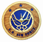 U.S. Air Force Desk Clock - Standard