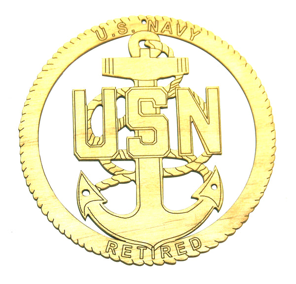 U S  Navy Ornaments - Qualification Badges/Staff Corps Insignias