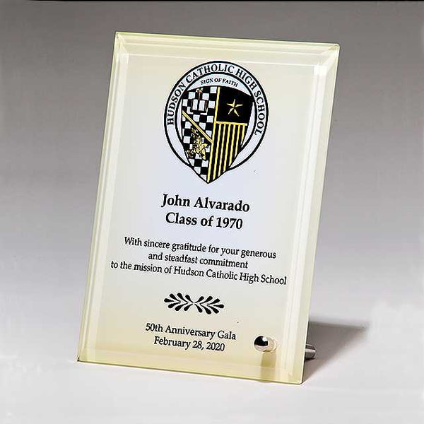 Personalized Glass Award - G3056 Series