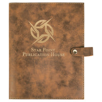 Laser Engraved Book and Bible Soft Covers - Small