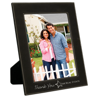 Leatherette Photo Frames