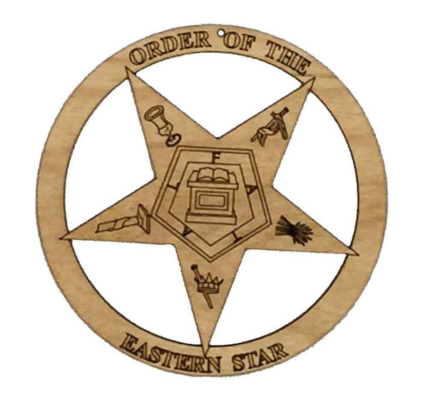 Order of the Eastern Star Ornament