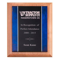 Alder Wood Plaque - P5335 Series