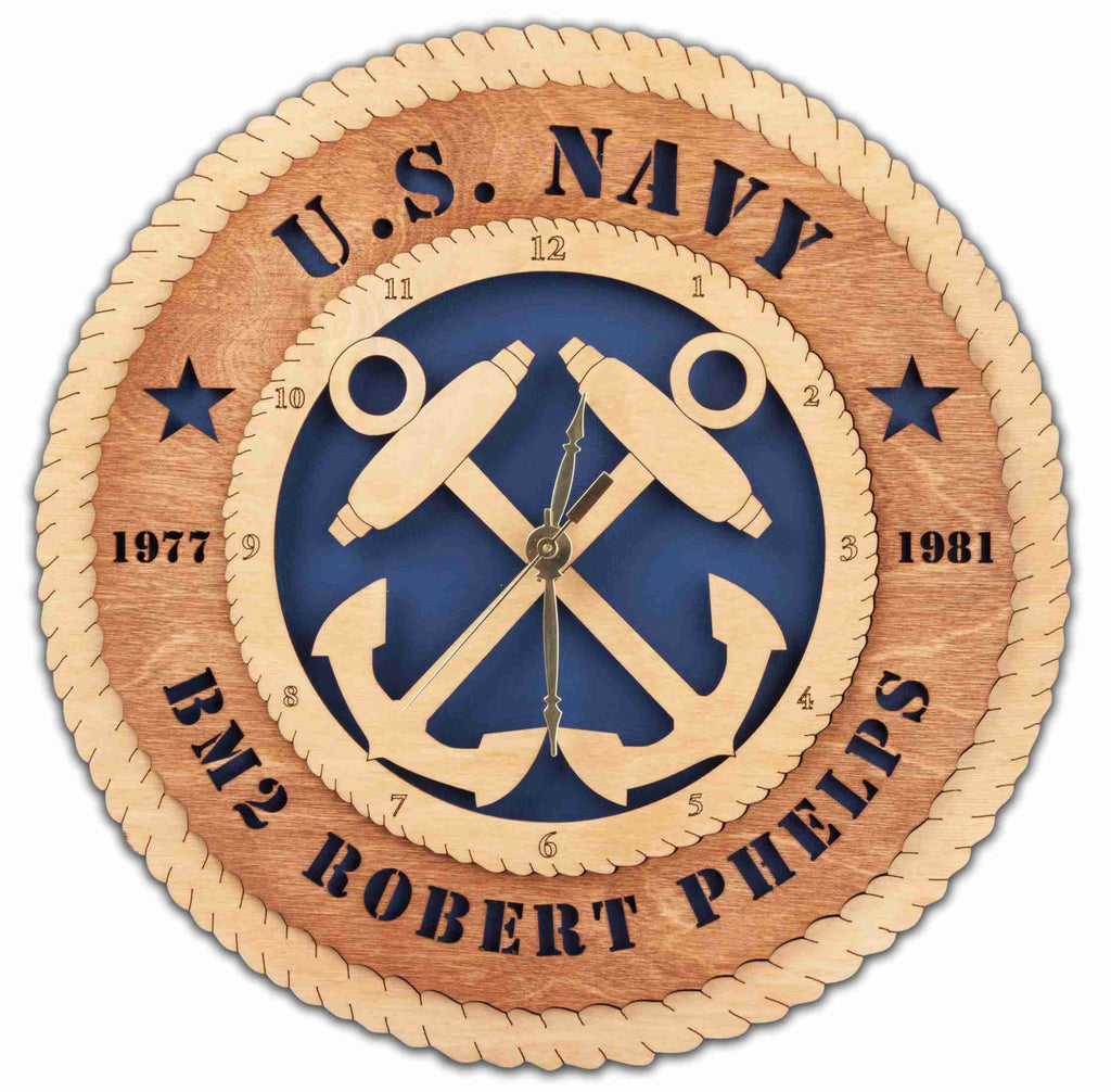 Us navy wall clock premier qualification badgesstaff corps us navy wall clock premier qualification badgesstaff corps insignia emblems biocorpaavc