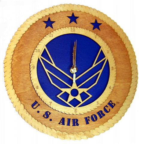 U.S. Air Force Wall Clock - Standard