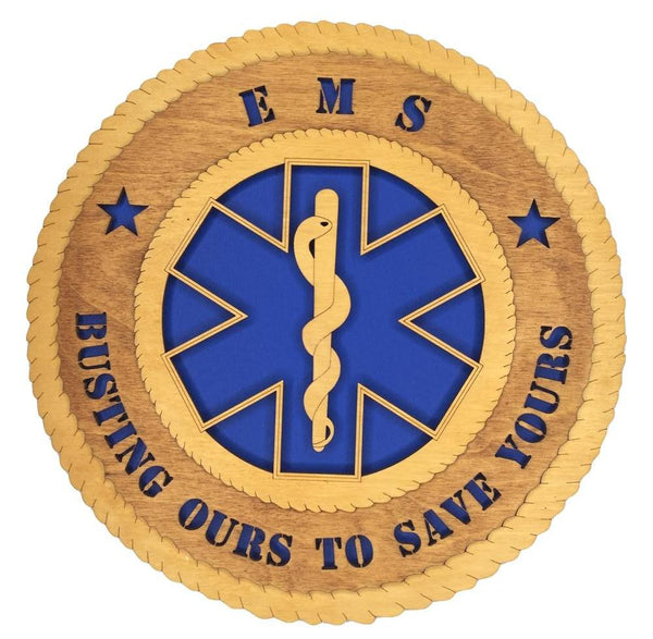 EMS Wall Tribute