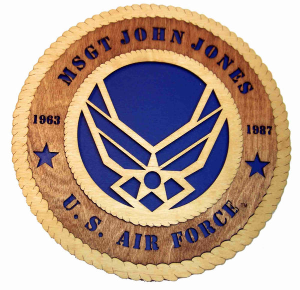 U.S. Air Force Wall Tribute - Premier