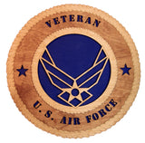 U.S. Air Force Wall Tribute - Standard