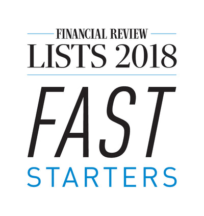 LashJoy Makes the AFR Fast 100 List!