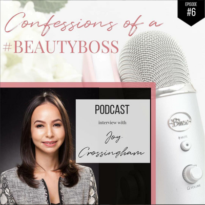 Confessions of a #BeautyBoss Podcast