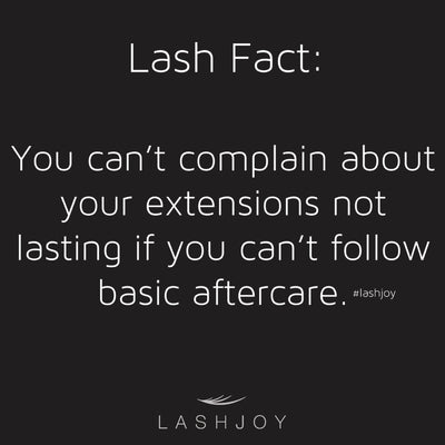 3 Simple Aftercare Tips For Lash Lovers