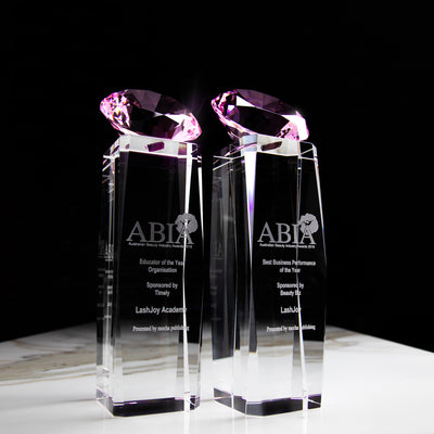 LashJoy Wins Two Huge Awards at 2019 ABIA's!