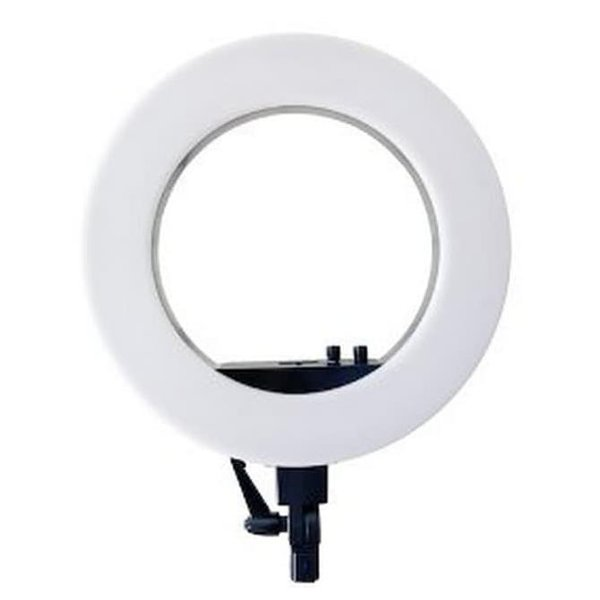 "Diva Ring Light LED 18"" Set - BLACK"