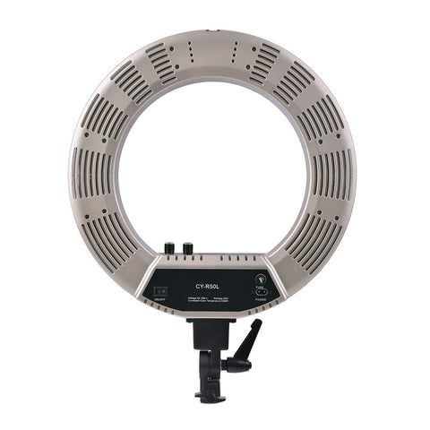 "Diva Ring Light LED 18"" Set - GOLD"