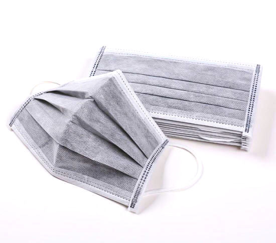 Disposable Face Mask Grey