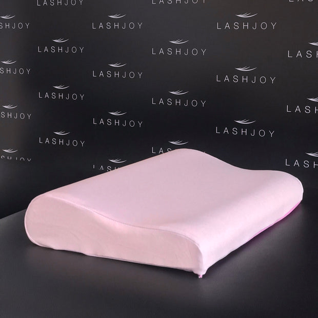 Light Pink Stretch Contour Lash Pillow Case