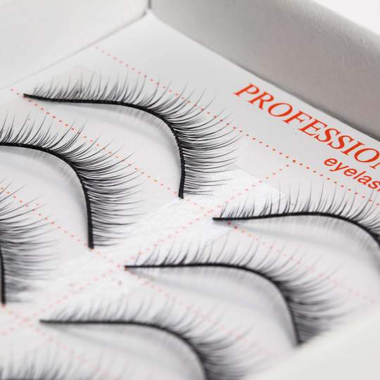 Practice Strip Lashes for Mannequin