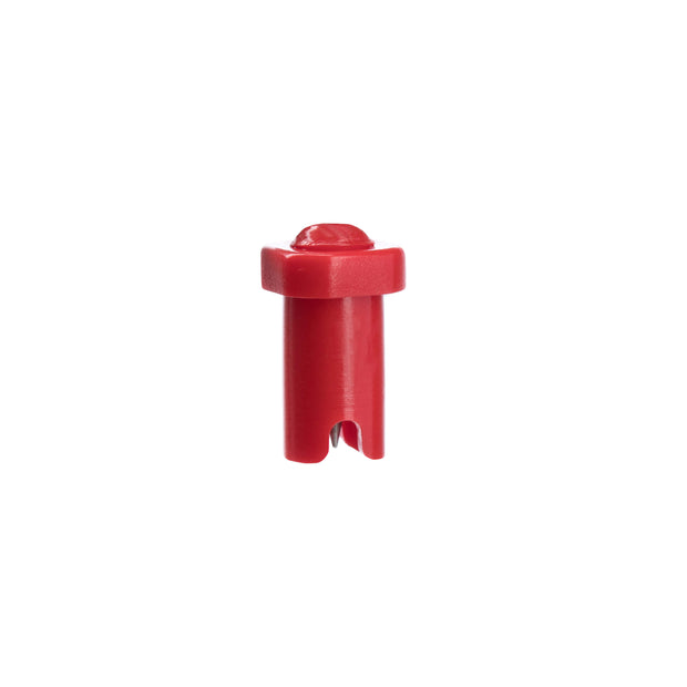 Red Adhesive Pin