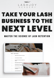 Lash Retention 101 Online Course