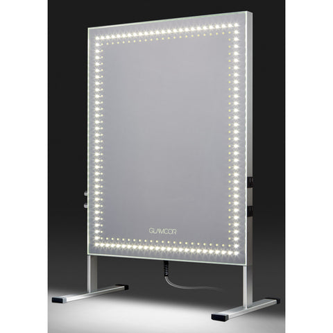 Brilliant Light Mirror by Glamcor
