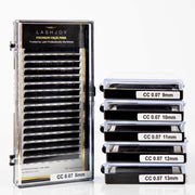 Complete Set D Curl Lash Trays LIMITED EDT