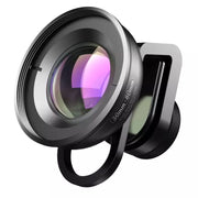 HD Optic Macro Lens For Phone 30-80mm