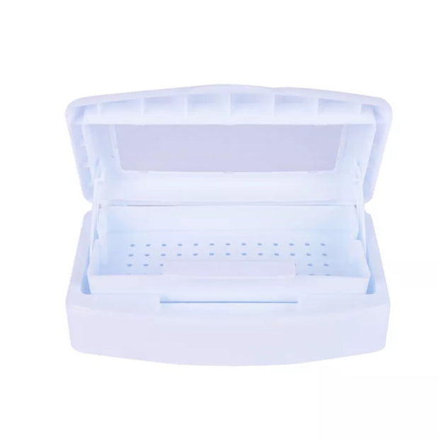 Disinfectant Tray For Tweezers and Tools