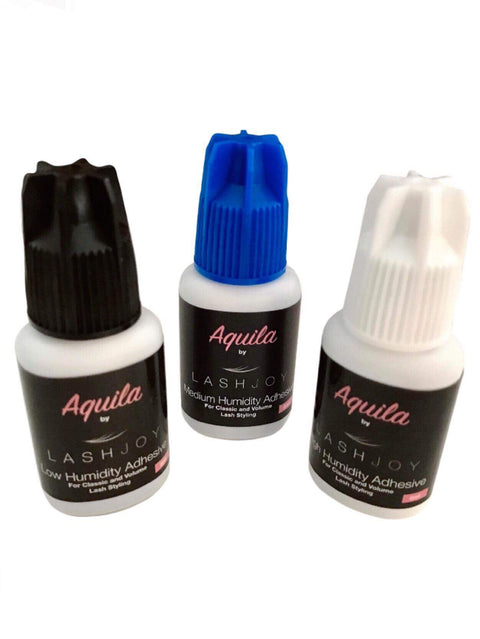 Aquila Trio Pack LOW/MEDIUM/HIGH Humidity Adhesive Glue