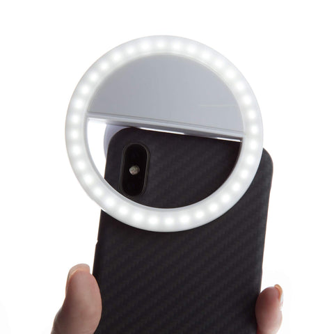 Rechargeable LED Phone Selfie Ring Light